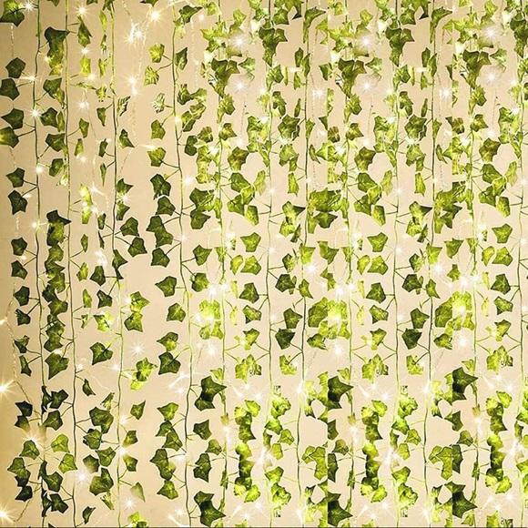 Lighting LED Ivy Garlands Decorative